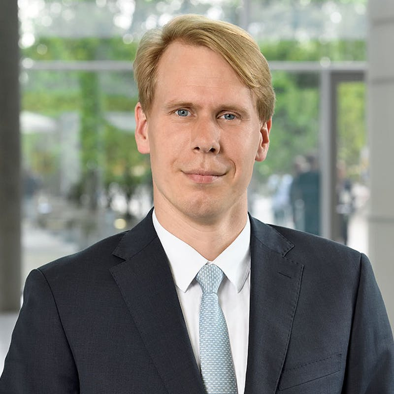 Dr. Thomas Wüstefeld, der Generalbevollmächtigte für den Vertrieb der Hannoverschen Lebensversicherung AG, Hannover
